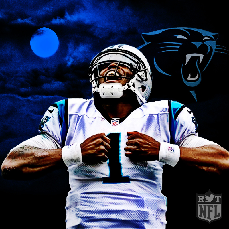 Cam Newton Panthers Hdr1 CAROLINA PANTHERS KEEP POUNDING